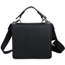 Women Handbag Quality Leather Female Shoulder Bag Casual Top-handle Flap Bag Solid Ladies' Crossbody Messenger Travel Tote Bags