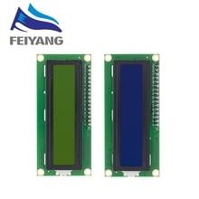 Módulo de pantalla LCD de 16x2 caracteres, controlador HD44780, pantalla azul/verde, monitor LCD LCD1602, 20 piezas, 1602