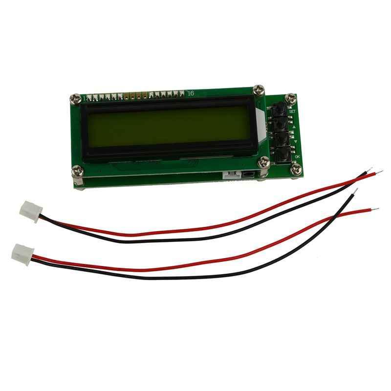 0.1MHz ~ 1200MHz 1.2GMZ عداد التردد اختبار قياس LCD لراديو لحم الخنزير