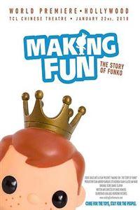 制造快乐:Funko的故事[HD720P]