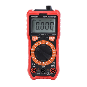 Image 3 - JCD Soldering iron kit with Digital Multimeter Auto Ranging 6000 counts AC/DC 80W 220V Adjustable Temperature welding solder tip