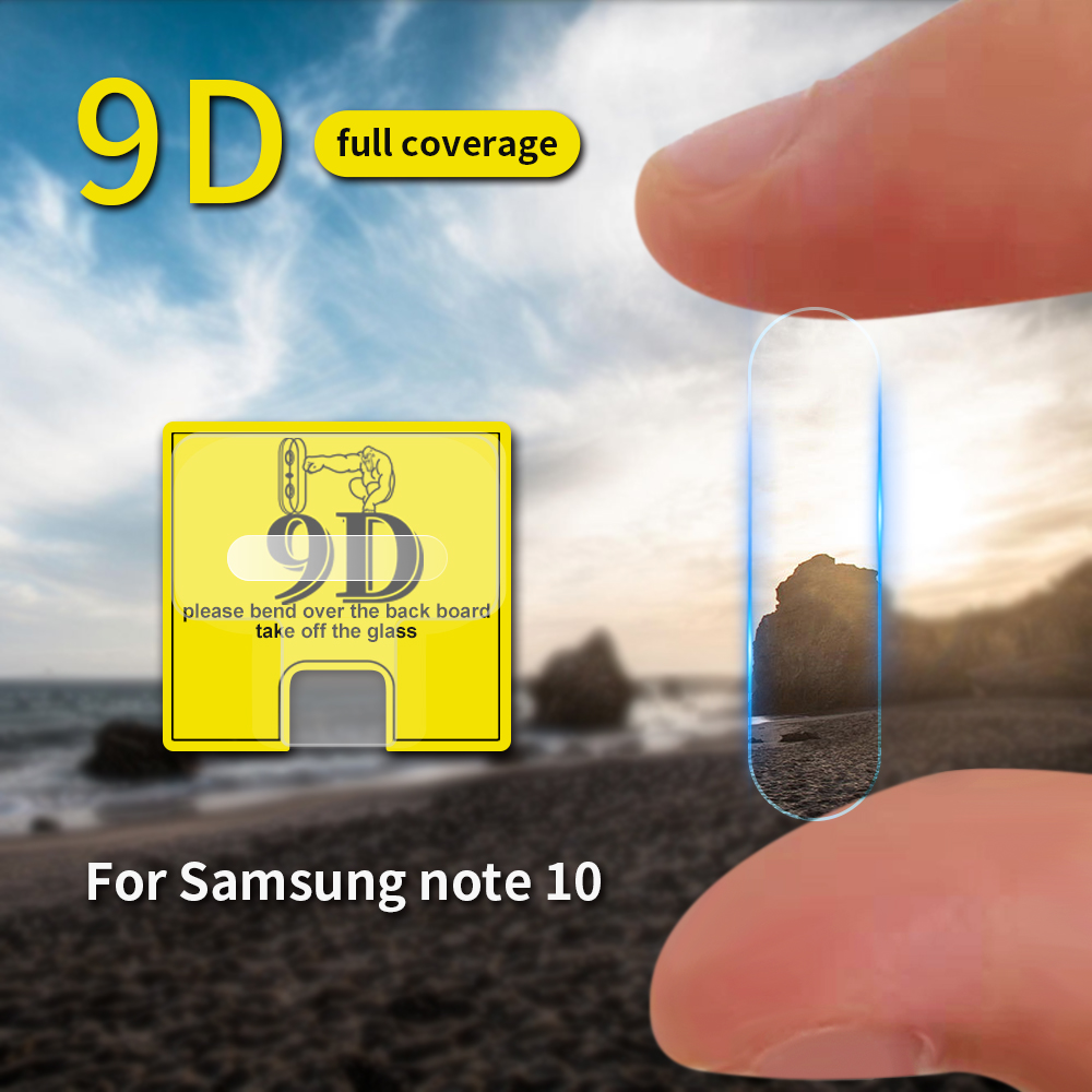 9D Rear Ultra Slim Camera Lens Protective Film For <font><b>Samsung</b></font> Galaxy Note 10 Plus 9 <font><b>8</b></font> J4 J6 Plus J7 J8 <font><b>2018</b></font> J7 Prime Note 10 Pro image