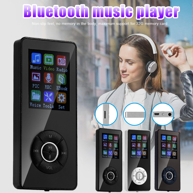 Multifunctional Lossless Music Player MP3 HIFI Sound Quality Music Player ING-SHIPPING