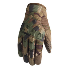 Tactical-Gloves Airsoft Army Military Hunting Camo Multicam Bicycle Touch-Screen Hiking