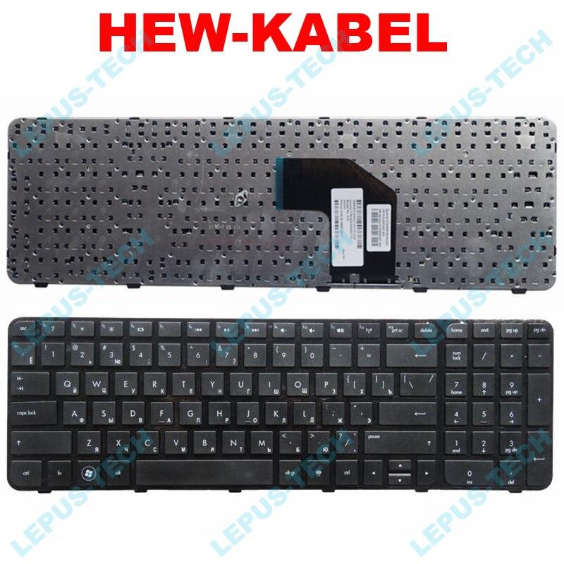 Russische laptop-tastatur FÜR HP Pavilion G6-2000 G6Z-2000 g6-2100 G6-2163sr AER36Q02310 R36 RU SCHWARZ mit Rahmen G6-2365EA