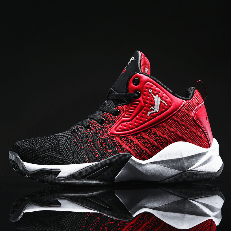 New Superstar Mens Basketball Shoes Air Cushion Basketball Sneakers Women Breathable Anti-skid Outdoor Sports Shoes