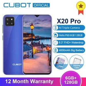 Cubot X20 Pro 6GB+128GB AI Mod
