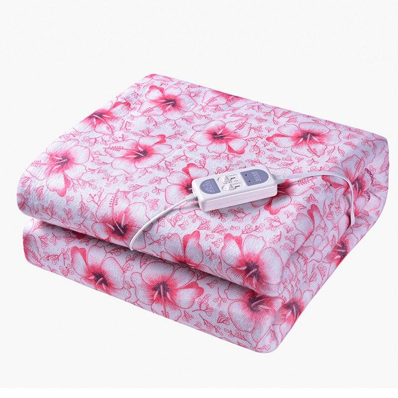 Электрическое одеяло с двойным корпусом 220 В 150*180 см, Манта, одеяло с подогревом, ковер с подогревом, коврик для зимних продуктов Электроодеяла      АлиЭкспресс