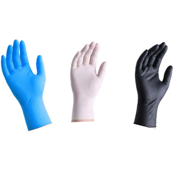 300 Pcs Disposable Gloves Beauty Salon Waterproof Rubber Latex Nitrile Tattoo Thick Gloves
