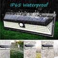 Солнечная лампа 118 светодиодный PIR датчик движения лампа на открытом воздухе IP65 водонепроницаемый Солнечный садовый светильник s аварийный ...