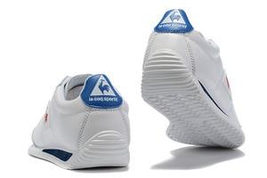 Image 3 - Le Coq Sportif מקרית עור סינטטי גברים של נעלי ספורט לנשימה אופנה גברים ונשים זוג נעלי ריצה (גודל: 36 44)