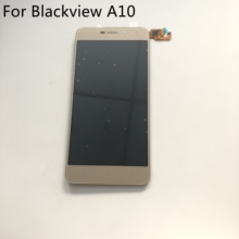 Blackview A10 Original New LCD Display Screen + Touch Screen + Frame For Blackview A10 MT6580A 5.0 1280x720 Free Shipping