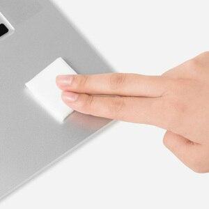 Image 5 - Youpin 휴대용 의료 알코올 소독 태블릿 알코올 패드 면봉 깨끗한 가정 메이크업을위한 피부 항균 닦아 외부