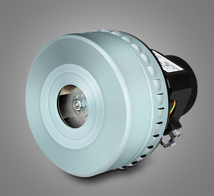 Image 3 - 220V 240V 1500W Industrial Vacuum Cleaner Motor Diameter 143mm Large Power Copper Wire By Pass Vacuum Cleaner Parts