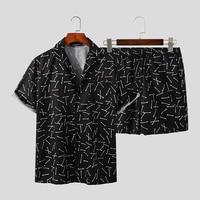 Co-ord Print Beach Suit 3