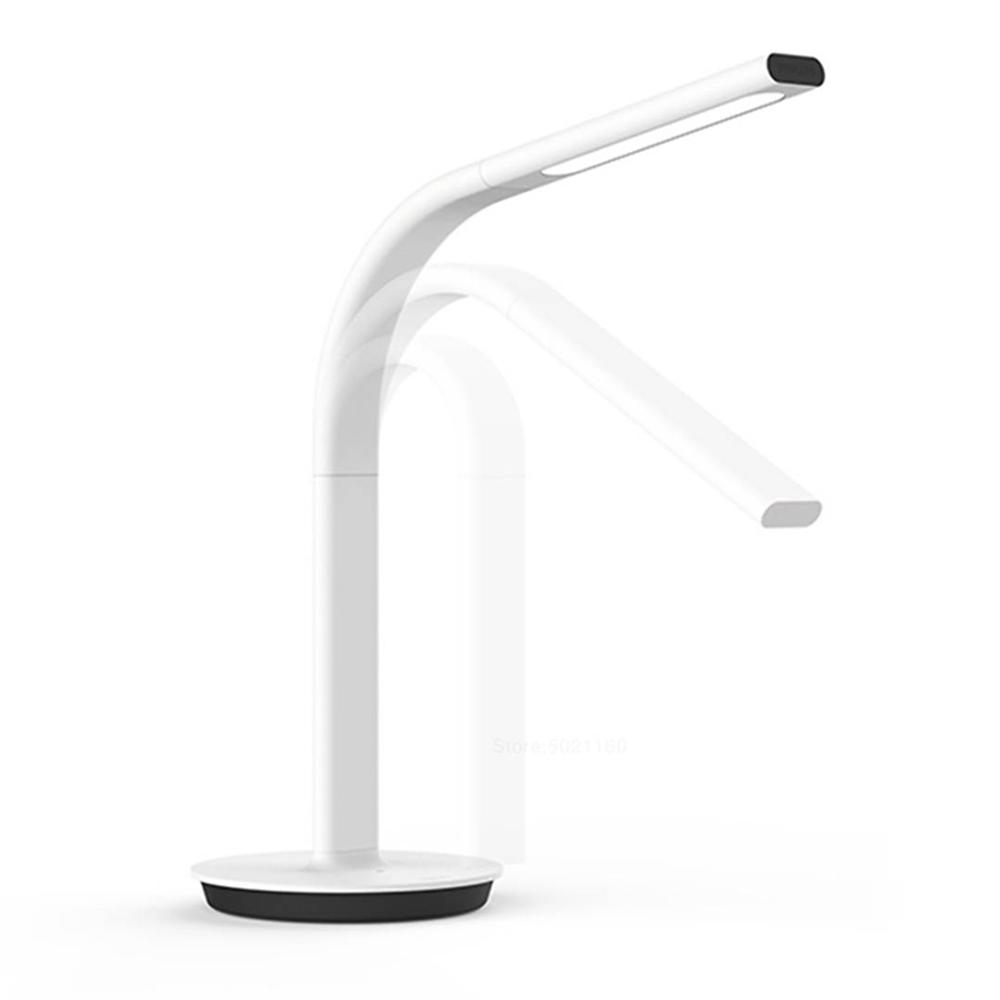 Image 2 - XIAOMI MIJIA Philips Table Lamp 2 LED Smart desk lamp bending study lamp read office table light Double light source APP control-in Desk Lamps from Lights & Lighting