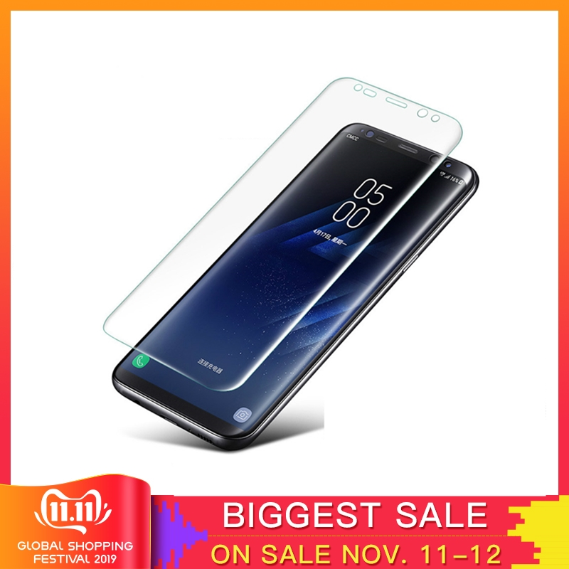 Tempered Glass For Samsung Note 9 8 S9 S8 Plus S7 S6 Edge Protective Glas Screen