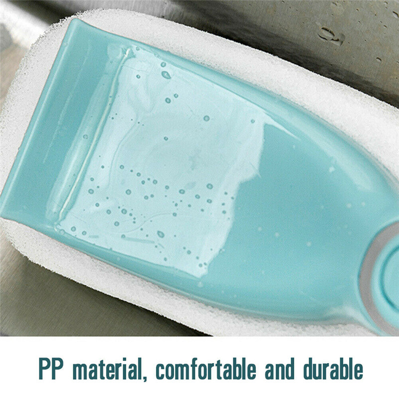 3-in-1 Multifunction Cup Pot Dish Washing Cleaning Brush Kitchen Cleaner Tool SP99