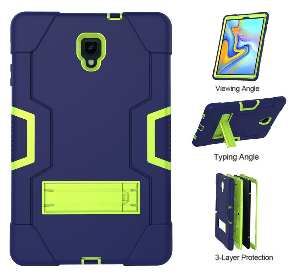 Heavy Armour Shochproof Silicone Cover For Samsung Galaxy Tab A10.5\