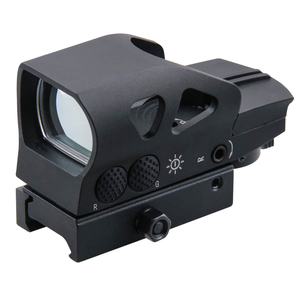 Image 2 - Sistema ótico do vetor catraca gen ii 1x23x34 multi reticle verde red dot sight com qd 20mm tecelão montagem para a caça ao tiro caro
