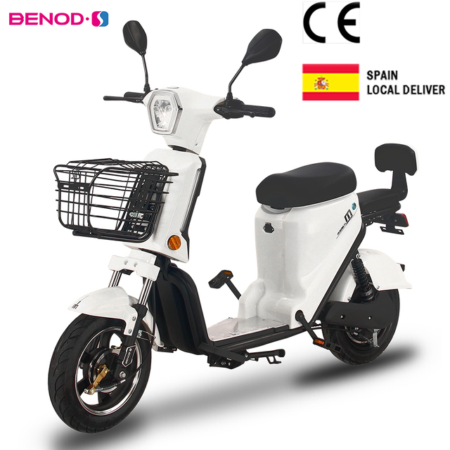 BENOD Electric Motorcycle High-Speed Electric Scooter Motorcycle Lithium Battery Ebike Scooter Motor Moped Scooter EU Transport  1