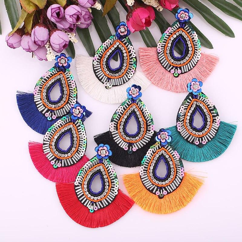 Earrings for women Statement earrings boho drop earrings fashion Jewelry