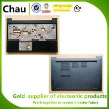 Novo Para Lenovo ThinkPad E580 E585 Maiúsculas Palmrest Cobertura 01LW461 Com FP/Tampa Da Base Inferior 01LW410