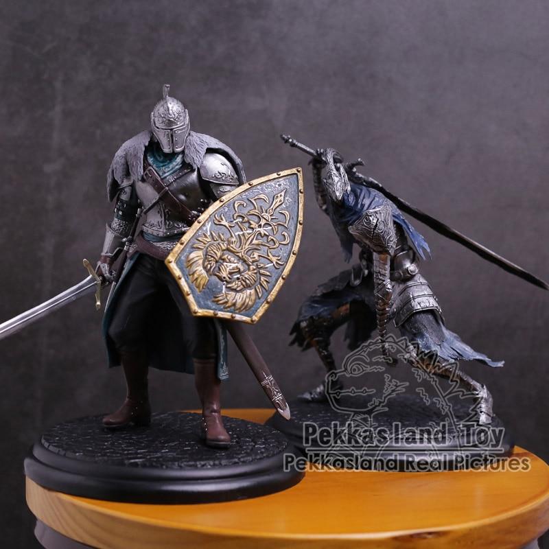 Dark Souls Faraam Knight / Artorias The Abysswalker Black Knight Advanced Knight Warrior PVC Figure Collectible Model Toy