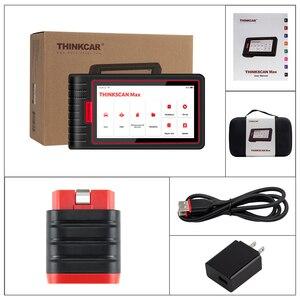 Image 5 - Thinkcar thinkscan最大自動OBD2診断ツールフルシステムecuコーディング双方向制御28リセット起動