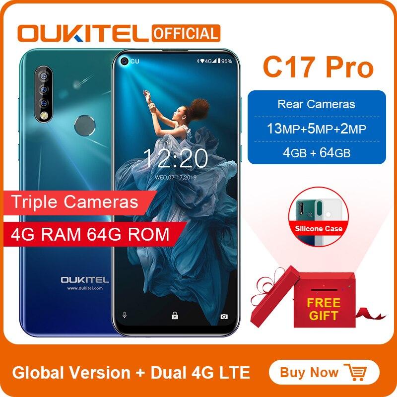 OUKITEL C17 Pro 6,35