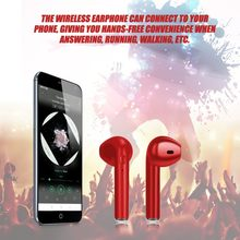 I7S TWS Mini Wireless Bluetooth Earphone Music Sport Headset Earbuds In-ear Hands-free Earpiece Colorful Headphone w/ Microphone(China)