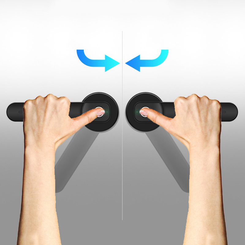 Fingerprint Smart Lock 5