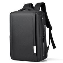 Мужской повседневный рюкзак с защитой от кражи usb модный уличный