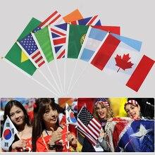Итальянского флага 30,5*21*0,5 см сайту Nationalflag флаг Южно-Африканской Республики канадский флаг Испанский флаг Американский флаг нейлон Терилен Отечественной