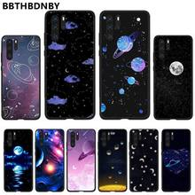 Starry Sky Space Moons Volcano Soft black Phone Case For Huawei P9 P10 P20 P30 Pro Lite smart Mate 10 Lite 20 Y5 Y6 Y7 2018 2019 starry sky space moons volcano soft black phone case for huawei p9 p10 p20 p30 pro lite smart mate 10 lite 20 y5 y6 y7 2018 2019