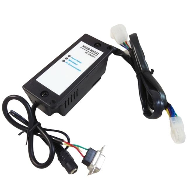 Mool MDB RS232 Mdb Betaling Apparaat Naar Pc RS232 Converter (Ondersteuning Mdb Muntproever, Bill Acceptor, cashless En Usd Apparaat)