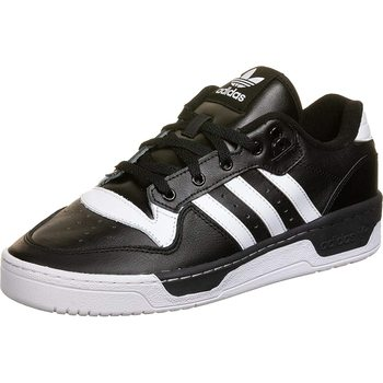 Adidas Rivalry Low Running Shoe, (Core Black Ftwr White Ftwr White), 43 1/3 EU