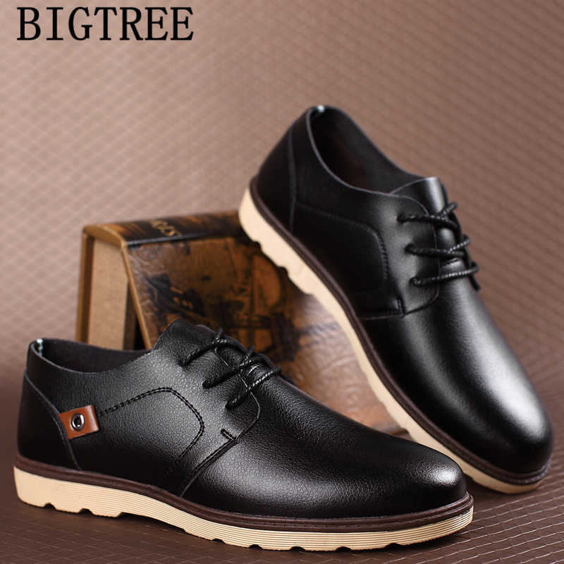 Zapatos de cuero para hombre zapatos de lujo zapatos de diseñador para hombre zapatos de hombre casuales cuero erkek ayakkabi