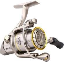 RYOBI Fishing Reel EXCIA Spinning Reel 8+1 Bearings 4.9:1 Ratio 6.0KG Power Japan Reels with Foldable handle(China)