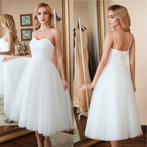 Dressed Short Party-Gown Homecoming White-Top Tulle Sweetheart-Neck Two-Tone Cheap Skirt