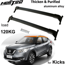 Cross-Bar Nissan Kicks Oe-Model ISO9001:2008 for Quality/Thicken-design/Can-load-120kg