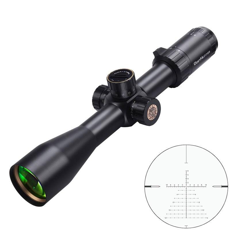 Westhunter Hd 4-16X44 Ffp Hunting Scope Eerste Focal Plane Riflescopes Tactical Glas Geëtst Richtkruis Optische Bezienswaardigheden Past 308