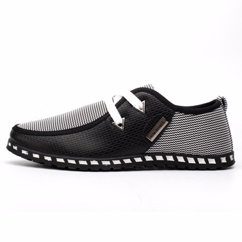 Shoes Men Casual Shoes Light Breathable Loafers Spring Autumn Fashion Shoes For Men Shoes Large Size 2019 Best Seller S1276-1300