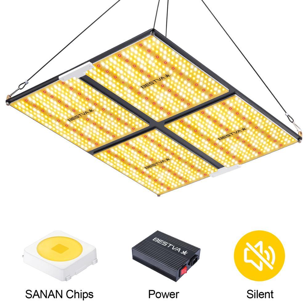 BESTVA LED Grow Light Full Spectrum 1000W/2000W/3000W/4000W with SANAN Chips LP2235 & Smart Driver Plants Lights Growing lamp(China)