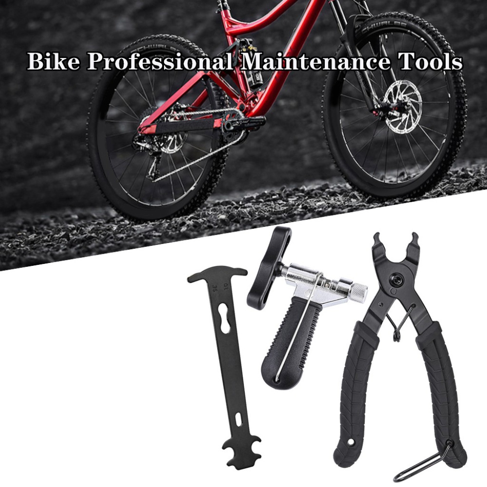Repair Tool New Mountain Bike Bicycle Dechainer Chain Cutter Remover Equipment