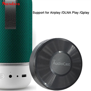 Image 4 - Audiocast M5 per adattatore DLNA Airplay Wireless Wifi musica Audio Streamer ricevitore Audio musica altoparlante per flussi di camera spot