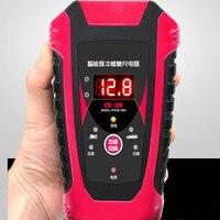 Completamente Automatico Batteria Auto Caricabatteria 180V a 240V A 12V 6A 24V3AIntelligent Potenza di Ricarica Veloce Asciutto Bagnato al piombo Digitale LCD Dis|Caricatori e attrezzi per manutenzione|   -