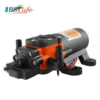 Bomba de diafragma de Agua Marina de 35psi 12V bomba autocebante accesorios para barcos duchas de baños Motor de transferencia de agua para caravana RV