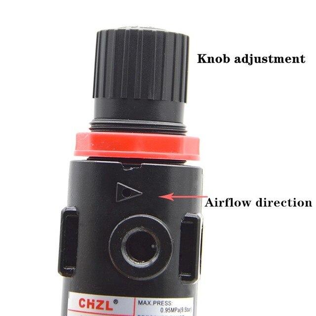 Фото фильтр для очистки пневматического источника воздуха afr2000