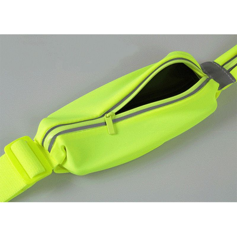 Outdoor Running Waist Bag Waterproof Mobile Phone Purse Jogging Belt Belly Bag Women Gym Fitness Bag Lady Sport Accessories